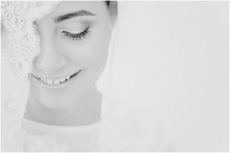 Bridal portrait. Clarisse & Luca   Oakfield Farm wedding » Wedding photographer Pretoria Stella Uys