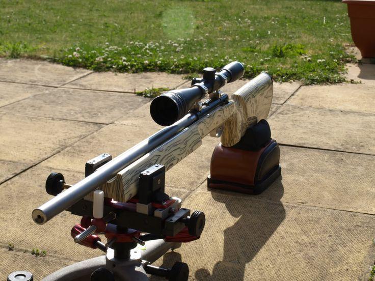 Benchrest Shooting Technique: 17 Best Images About 22 Hunter On Pinterest