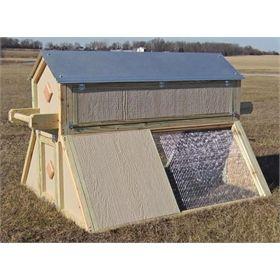 The Katy Chicken Coop (für 2-4 Hühner)