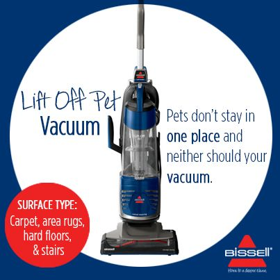 BISSELL AUSTRALIA - May all your pet woes begone! This nifty cordless makes a sweeping statement, reducing allergens off entire floors and even stairs! Don't let your pet leave you a nasty surprise for long ;) http://www.bisselloutletstore.com.au/lift-off-pet-vacuum.html
