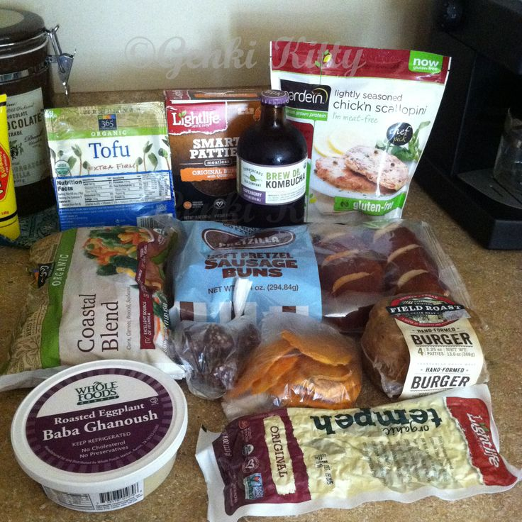 Vegan Grocery Haul Whole Foods Market 2015