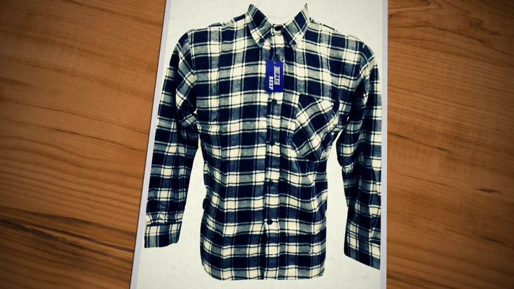 Stock Camicie in flanella