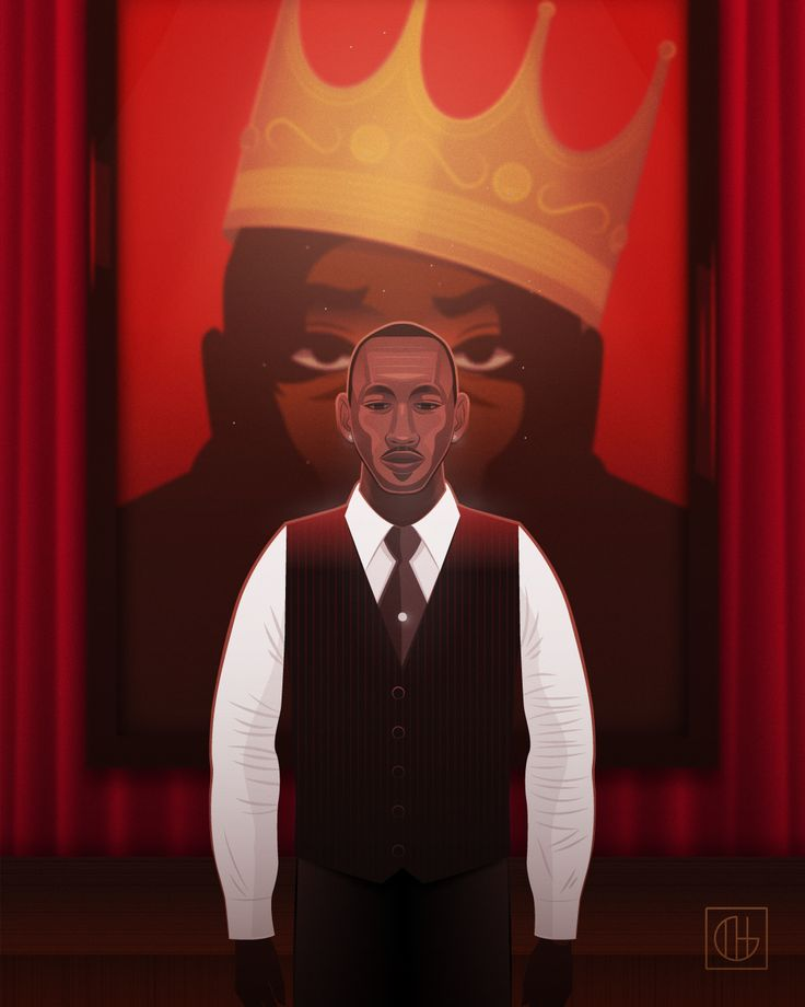 'You like my Biggie picture?' Mahershala Ali as Cottomouth