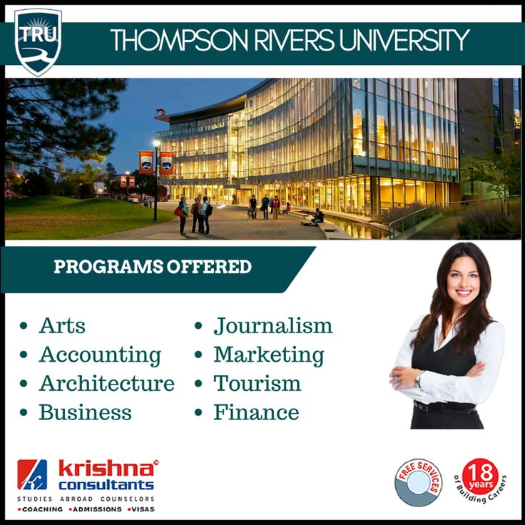 #TRU Programs Available For International #Students! For Details Contact canada1@studies-overseas.com. #studyabroad