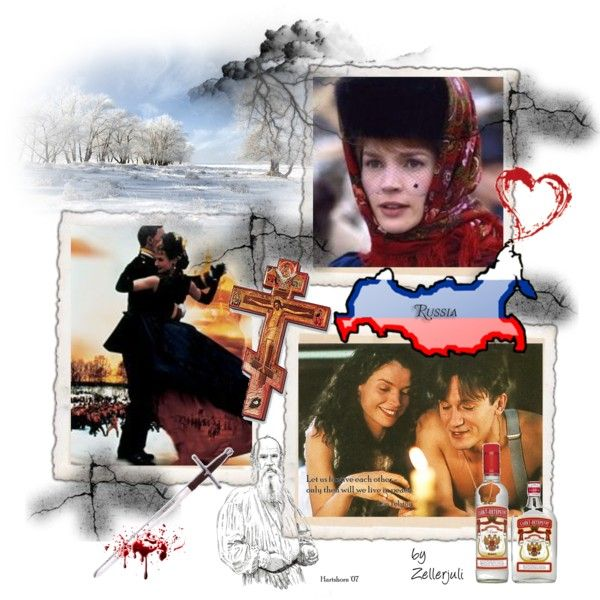 """The Barber of Siberia 2."" by zellerjuli on Polyvore"
