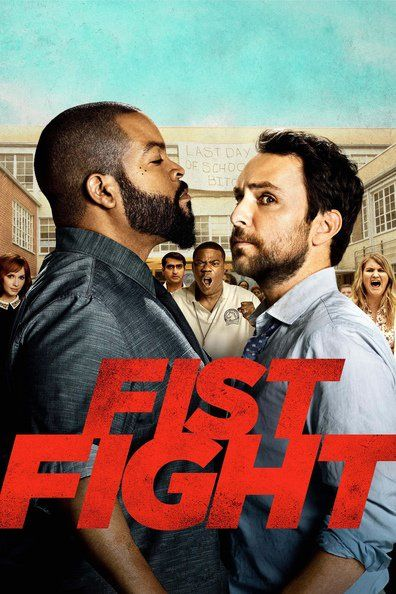 Fist Fight 2017, When one school teacher gets the other fired, he is challenged to an after-school fight.