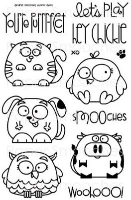 doodle stamps by papersmooches
