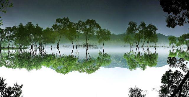 Siang Musim Panas Korea - Danau Dae Chung Ho