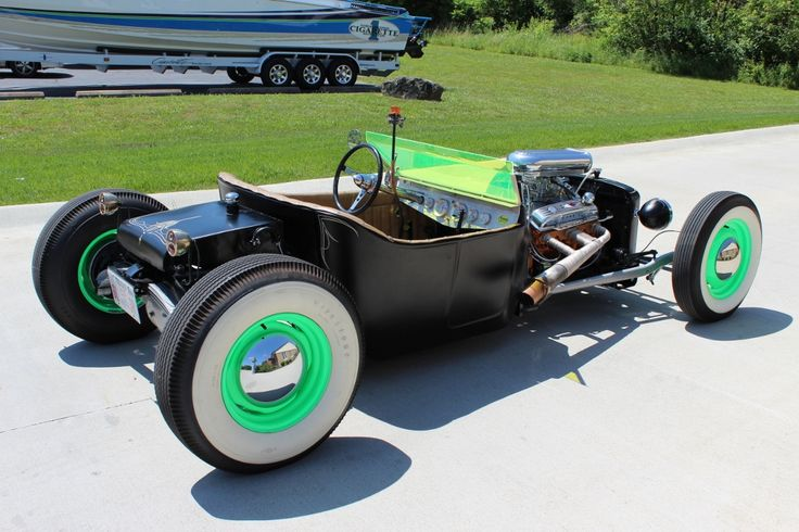 1922 Ford T Bucket Roadster