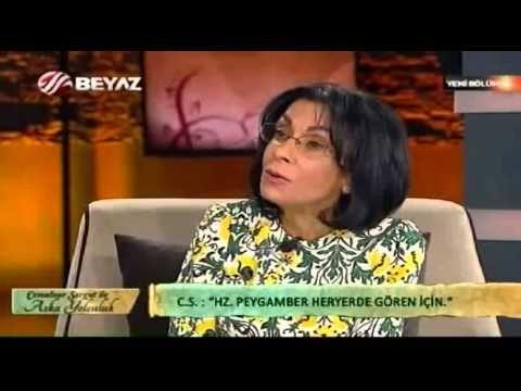 Cemalnur Sargut'la Aşk'a Yolculuk - BEYAZ TV (19.04.2015) - YouTube
