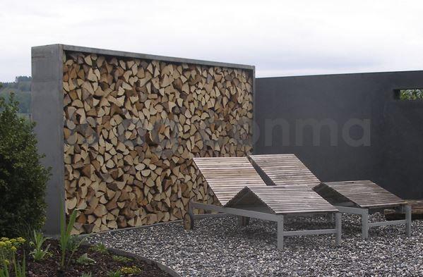 die besten 25 brennholz ideen auf pinterest brennholz lagerung holz aufbewahrung und. Black Bedroom Furniture Sets. Home Design Ideas
