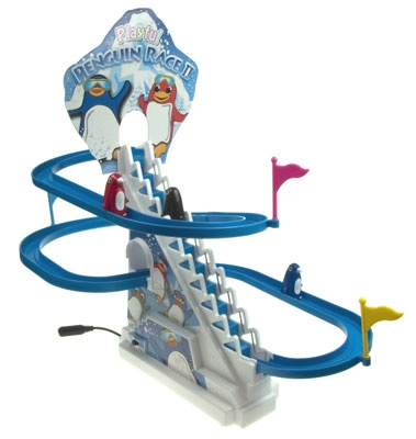 Penguin Racer switch adapted toy £40.80