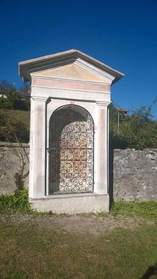 Capitello a Tomo Belluno Dolomiti Veneto Italia