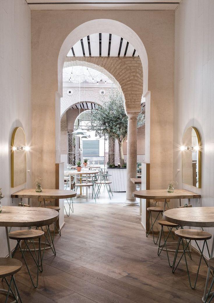 116 best café interiors images on Pinterest Restaurants, Cafe - innenraum gestaltung kaffeehaus don cafe