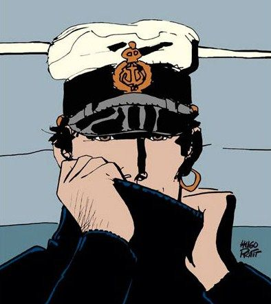Obsessed with Corto Maltese
