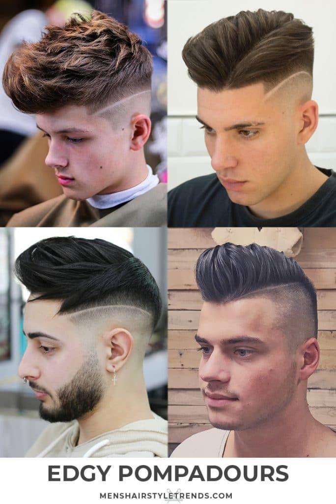 70 Pompadour Haircuts Ultimate Guide To Classic Modern Styles 2020 Mens Haircuts Pompadour Pompadour Haircut Pompadour