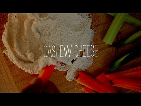 "How to make Cashew ""Ricotta"" Cheese"
