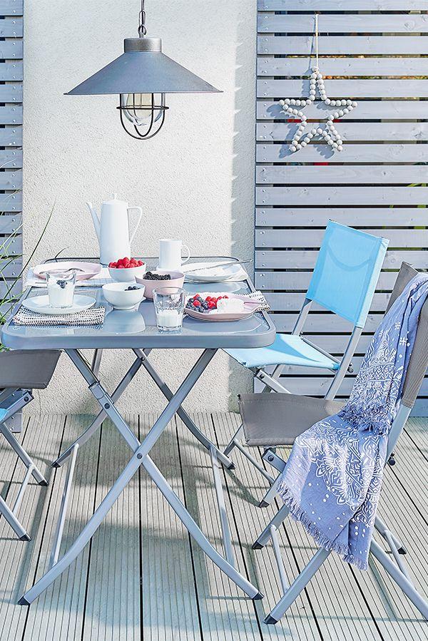 Leroymerlin Leroymerlinpolska Dlabohaterowdomu Domoweinspiracje Ogrod Mebleogrodowe Stolikskladany Krzeslaskladane Outdoor Furniture Interior Furniture