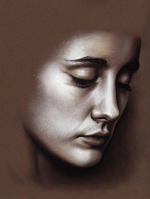Karla Krige - Pastel Painting