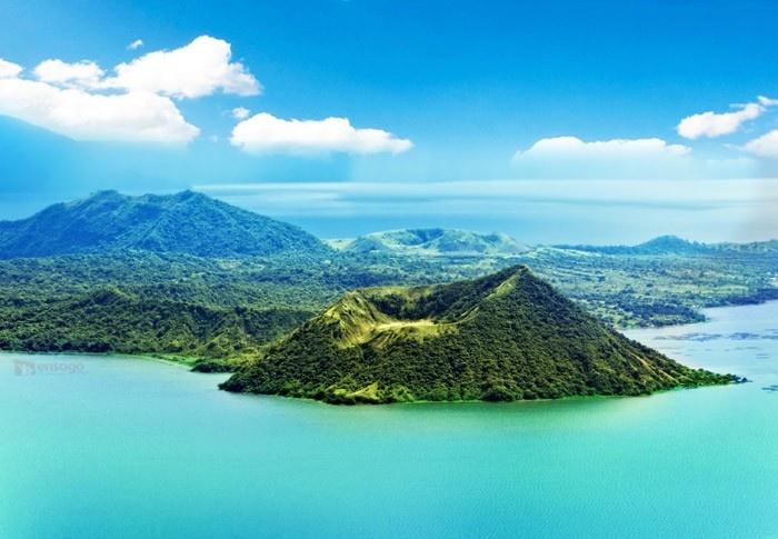 Taal Volcano - Tagaytay Philippines