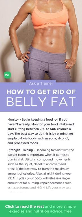 How can I burn the last layer of belly fat and get a six pack? Visit http://wlabs.me/1sunDBM to find out!