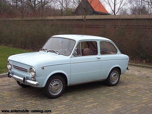 Fiat 850 Special 1968 Fiat 850 Fiat Retro