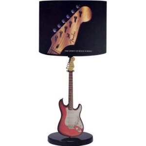 84 Best Guitar Inspired Lamps Images On Pinterest