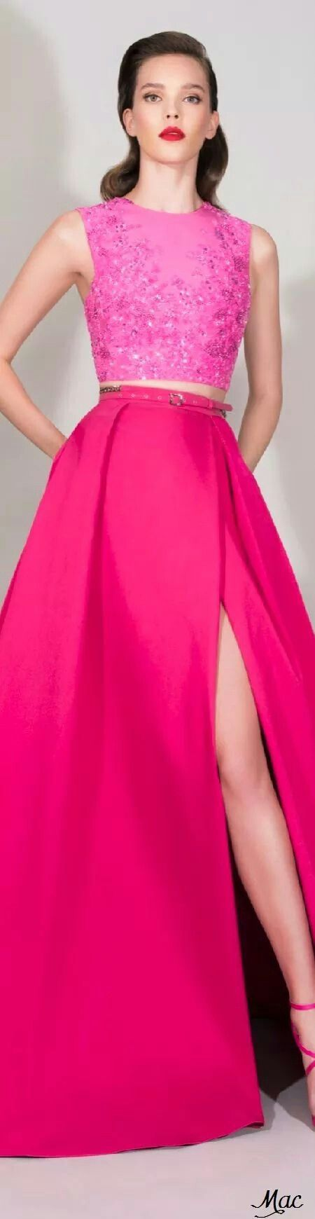 123 best vestidos images on Pinterest | Party outfits, Long prom ...