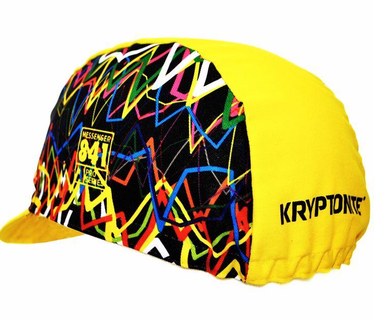 Messenger 841 x Kryptonite x Cinelli Cycling Cap
