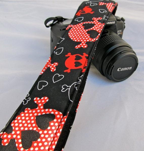 Camera strap-so cute! $24.99
