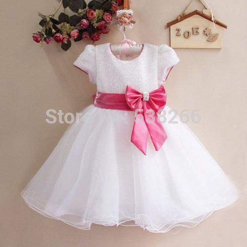 $9.42 (Buy here: https://alitems.com/g/1e8d114494ebda23ff8b16525dc3e8/?i=5&ulp=https%3A%2F%2Fwww.aliexpress.com%2Fitem%2FHot-sale-Christening-Gown-Wedding-Prom-Baby-Bridesmaid-Flower-Girls-Kids-Princess-Dresses%2F32530062433.html ) Hot sale Christening Gown Wedding Prom Baby Bridesmaid Flower Girls Kids Princess Dresses for just $9.42