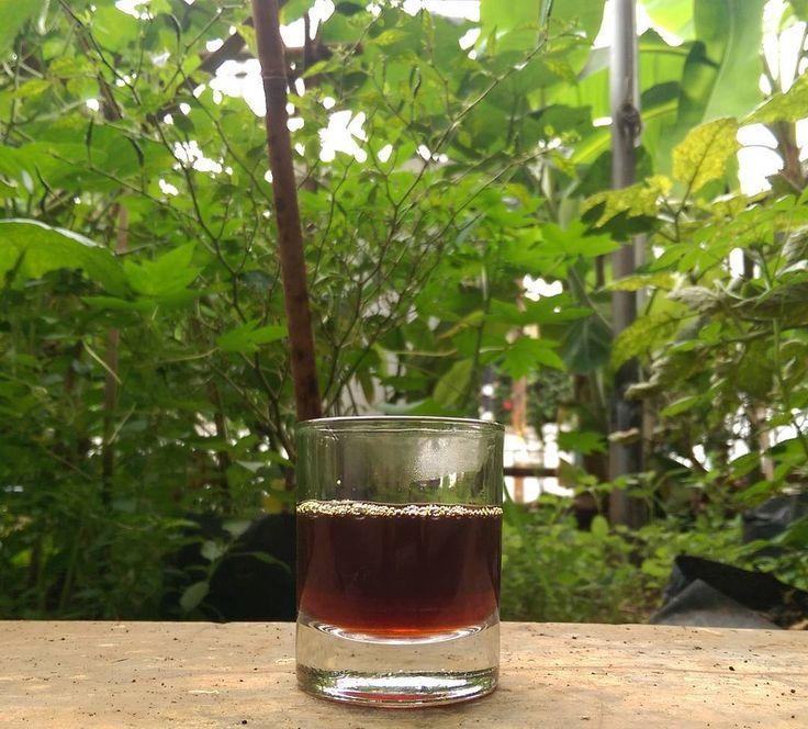 """Polished immersion metode seduh yang mirip cupping--tapi dipoles. Selain bikin kopi yang bersih senggaknya rasa di mulut tapi tetap """"dalem"""". Cara seduh ini naik daun tengah tahun lalu tapi jadi inget lagi karena kemarin lihat postingan Instagram.  Lihat resep kopi ala polished immersion (link ada di bio) dan bagi pengalaman kalian. Enaknya sih metode ini juga termasuk cukup gampang dipraktikkan.  # #kopi #Indonesia #coffee"""