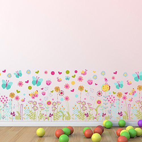 "Walplus Wall Stickers ""Butterflies and Flowers Skirting"" ... https://www.amazon.co.uk/dp/B01GQB761M/ref=cm_sw_r_pi_dp_x_dFRNybF2529QA"