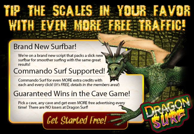 The Dragon Gets You More!