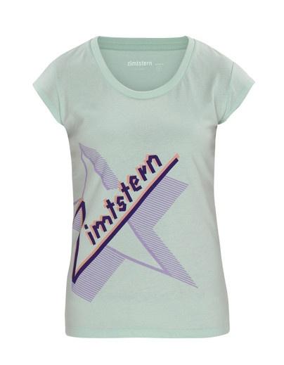 TAPPER | Women's T-Shirt | Spring / Summer Collection 2012 | www.zimtstern.com | #zimtstern #spring #summer #collection #womens #tshirt #organic #cotton
