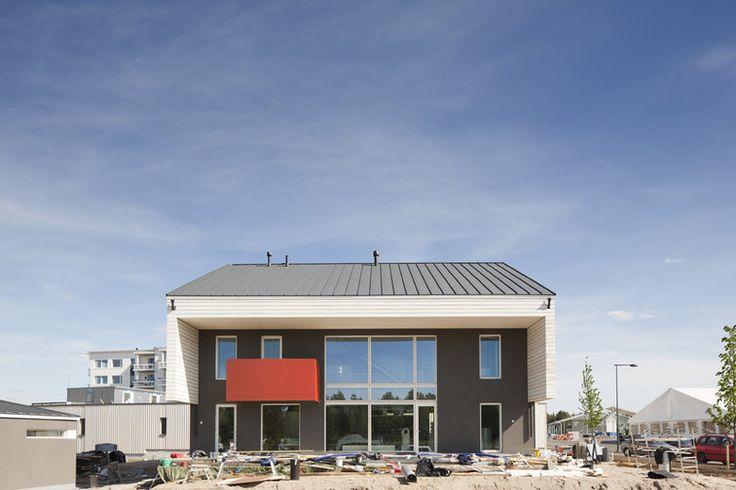 Lammi-Kivitalo Villa Elpidassa on reilusti tilaa elämälle, lisää ideoita rakentamiseen www.lammi-kivitalot.fi