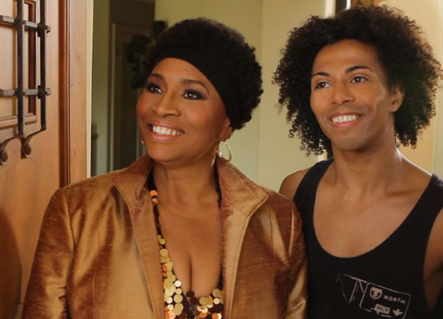 """Jenifer Lewis and Shangela"" 