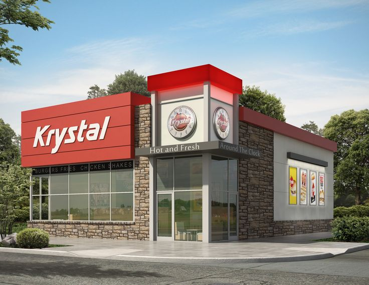 Krystal® Announces New Restaurant Concept and Product Launch
