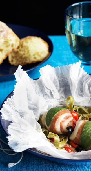What's for dinner? Maybe some Steamed Pike-perch à la Mediterranean from http://www.sagacook.com/en/Professionals/Pages/SteamedPike-perch.aspx