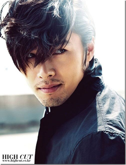"Hyunbin...so smoking hot. I really dig this ""Asian James Dean"" look for him <3"