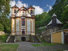 Barokní areál Vraclav