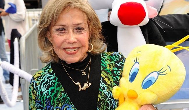 June Foray was the voice for many of the most iconic cartoon characters ever.