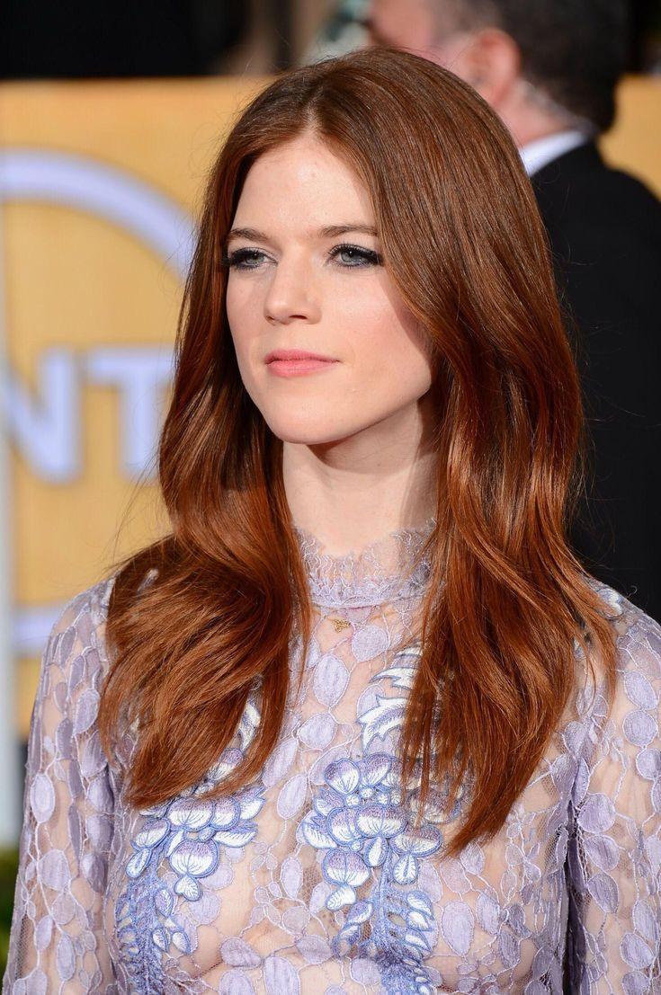 Rose Leslie In 2019 Rose Leslie Brown Auburn Hair Light Auburn Hair