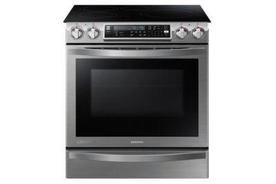 Samsung(MD) Cuisinière à induction de 5,8 pi3 à encastrer avec four Flex Duo - Sears | Sears Canada