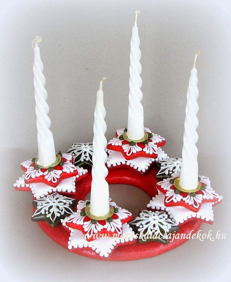 Ékes Mézeskalács Ajándkékok: karácsony