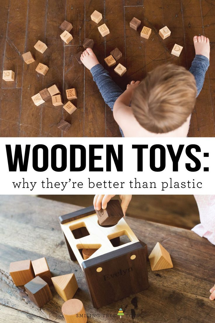 Why Wooden Toys Are Better Than Plastic Toys Wooden Toys