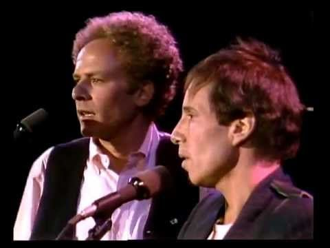 Simon & Garfunkel Concert in Central Park