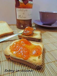 Confettura di melone - Sabry in cucina