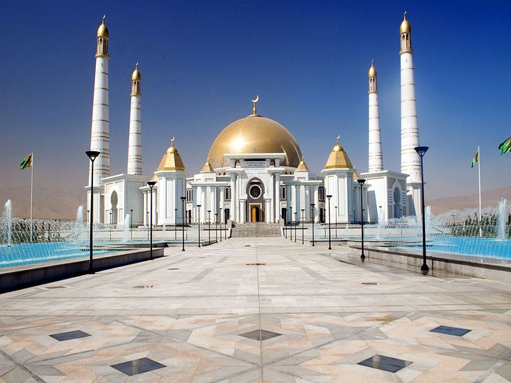 Ashkabad Turkmenistan Places I Ve Been Pinterest