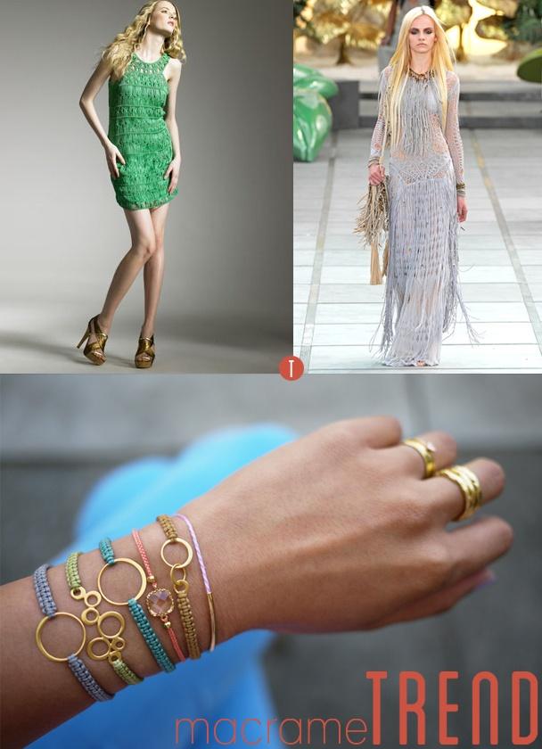 macrame trend bracelets